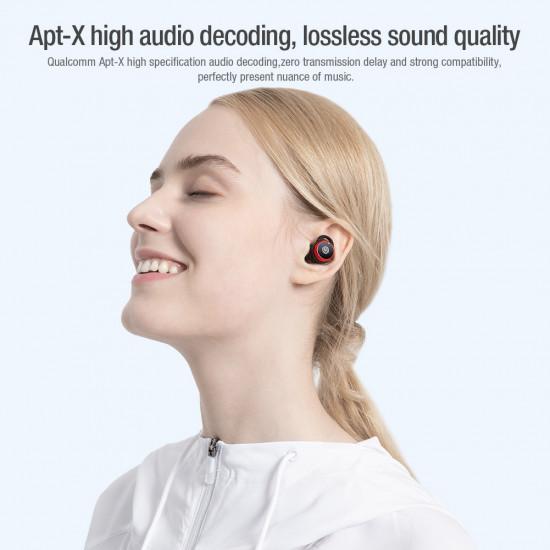 NILLKIN GO TWS004 Bluetooth слушалки червени