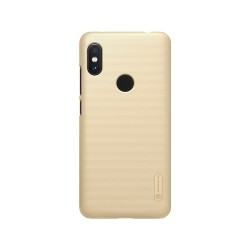 Redmi Note 6 Pro калъф твърд гръб Nillkin златист
